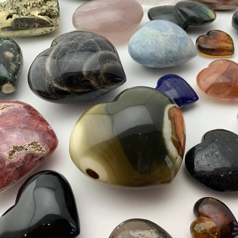 Introduction to EFT with Crystals - 1 Day Workshop