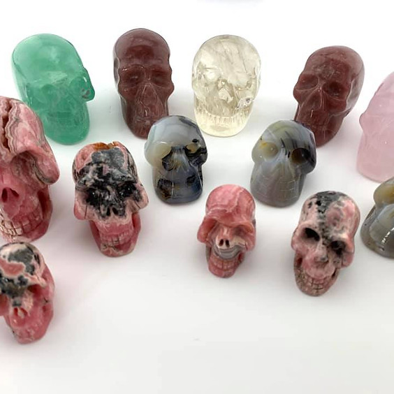 Introduction to Crystal Skulls - 1 Day Workshop
