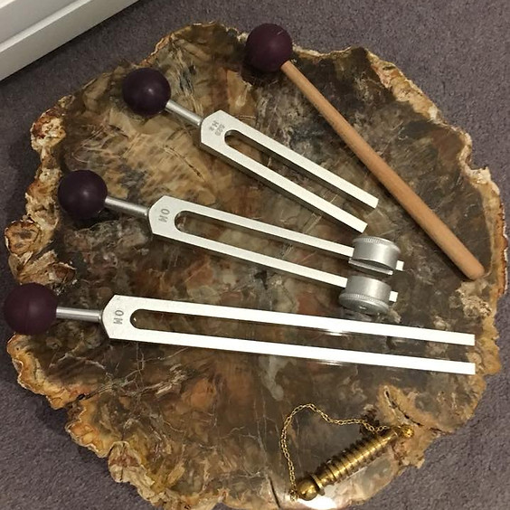 Introduction to Tuning Forks - 1 Day Workshop