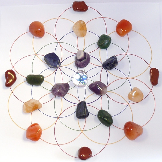 Introduction to Crystal Grids - 1 Day Workshop