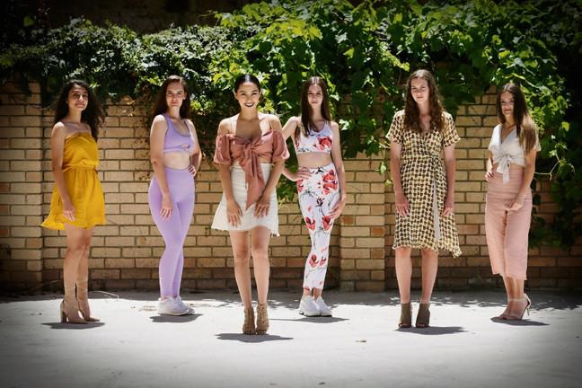 Hamilton Hill designer taking the plunge with Model Camp Australia's Pretty Little Labels  [Cockburn