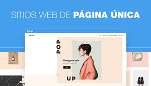 Cómo crear un hermoso sitio web de una sola página