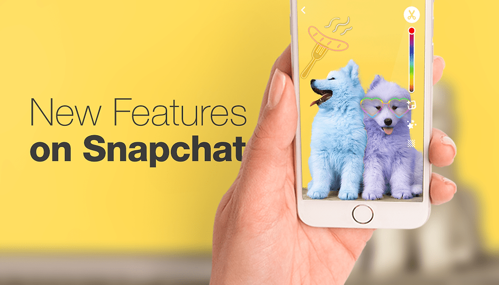 7 New Snapchat Updates That Aren't a Dancing Hot Dog!
