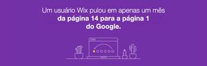 Motivos Inquestionáveis para Confiar no SEO do Wix: da página 14 para a página 1 em um mês