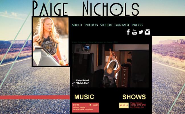 Paige Nichols