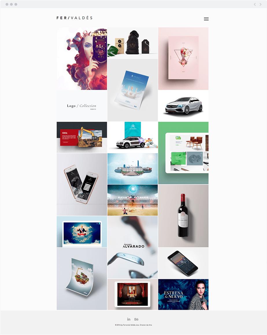 10 formas de usar Wix - Portafolio Creativo