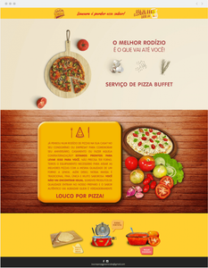 Loucos por Pizza