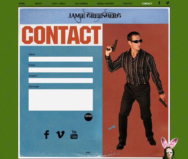 Jamie Greenberg >>