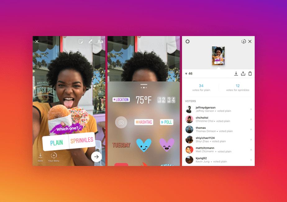 Comienza a hacer encuestas en Instagram