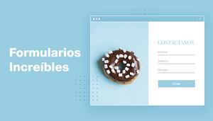 Crea Formularios para tu web
