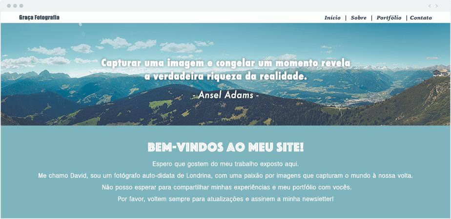 Erros de Web Design: usar muitas fontes diferentes