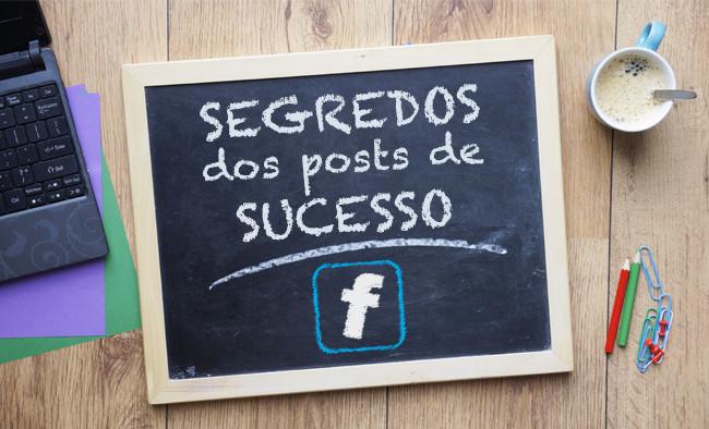 10 Segredos dos Posts do Facebook Mais Compartilhados
