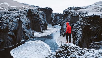 Lindas Imagens do Inverno por Fotógrafos Ousados