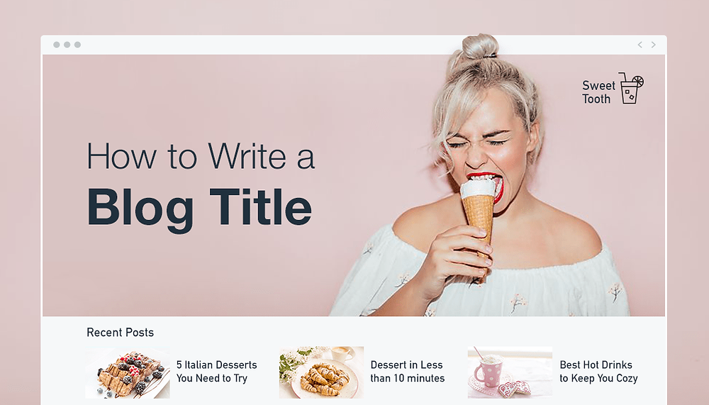 How to Write a Blog Title That Will Hook Your Readers