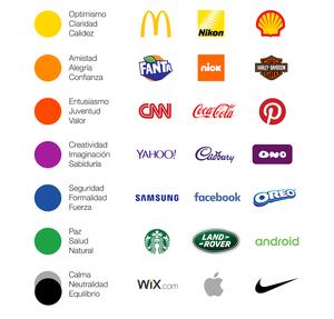 Qué dice el color de tu logo