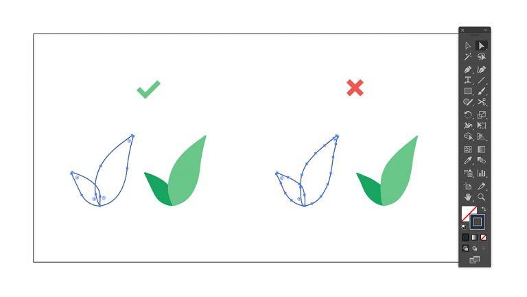 Digital illustration: Pen tool tips