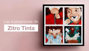 Zitro Tinta: donde antropología y diseño se dan la mano