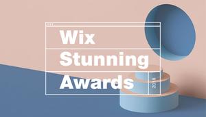 Premiação Wix Stunning Awards: A Divulgação que seu Site Merece