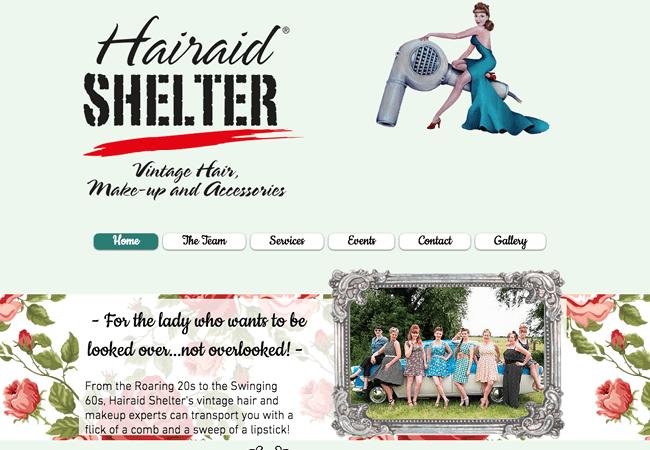 Hairaid Shelter