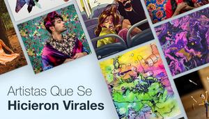 10 Artistas Wix que se han hecho virales