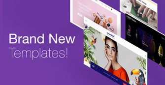 Wowza! Gorgeous New Website Templates for All Types of Businesses