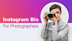Instagram for Photographers: How to Nail Your Instagram Bio ...