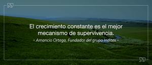 Amancio Ortega - Fundador del Grupo Textil Inditex