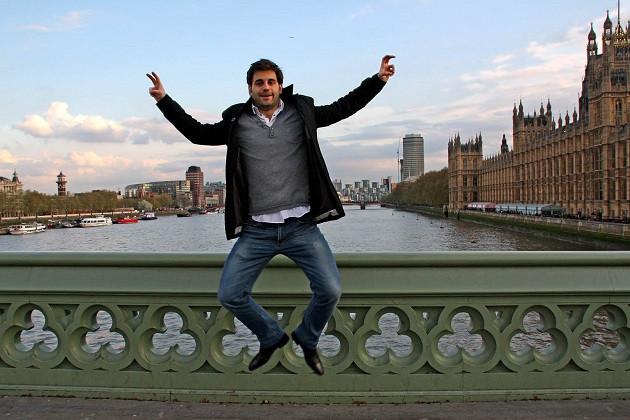 The Wix is HTMLin' Challenge Finalists: Pablo Olmeda Casado