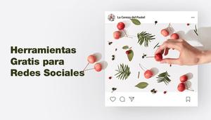 Herramientas gratis para redes sociales