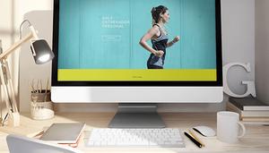 5 Ejemplos Sensacionales De Páginas Web Creadas Con La Plantilla Wix de Entrenador Personal
