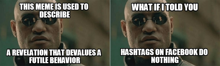 What if I Told You Meme