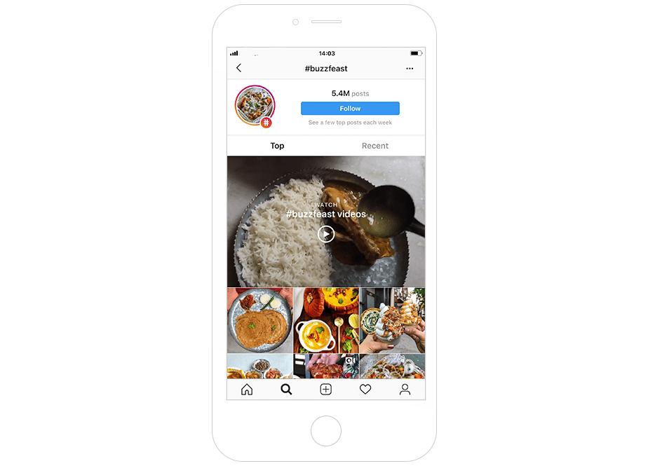 food photography hashtags