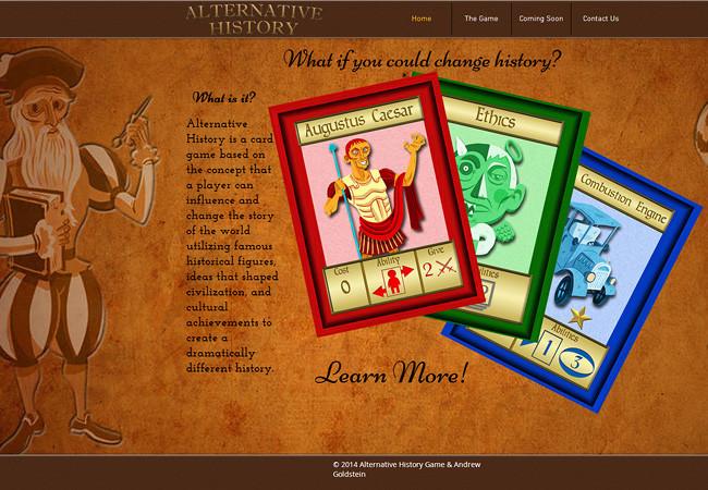 Alternative History Game >>