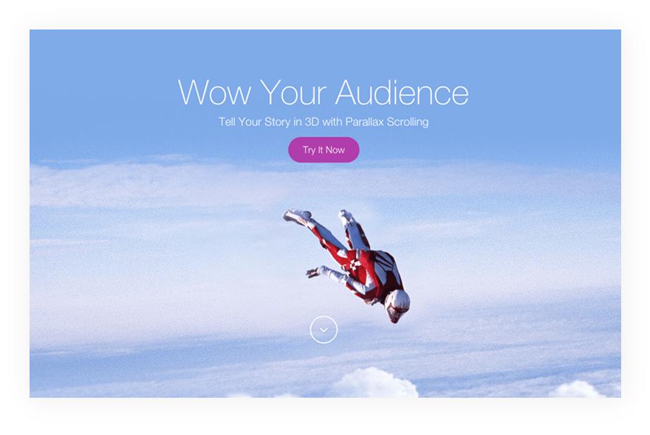 CTA Example Wix.com | Wix Content Writing