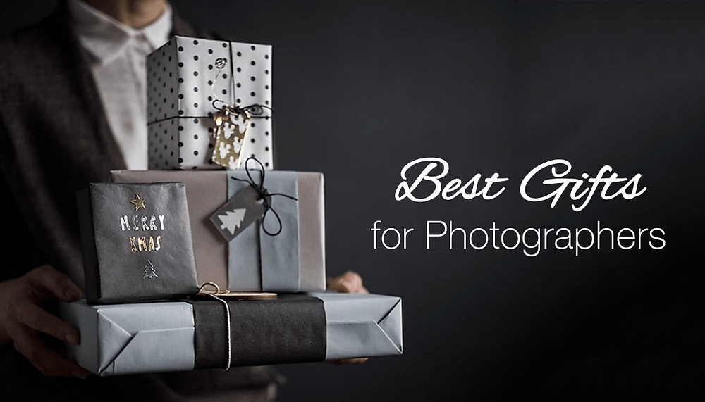 Gifts for photographers blog post