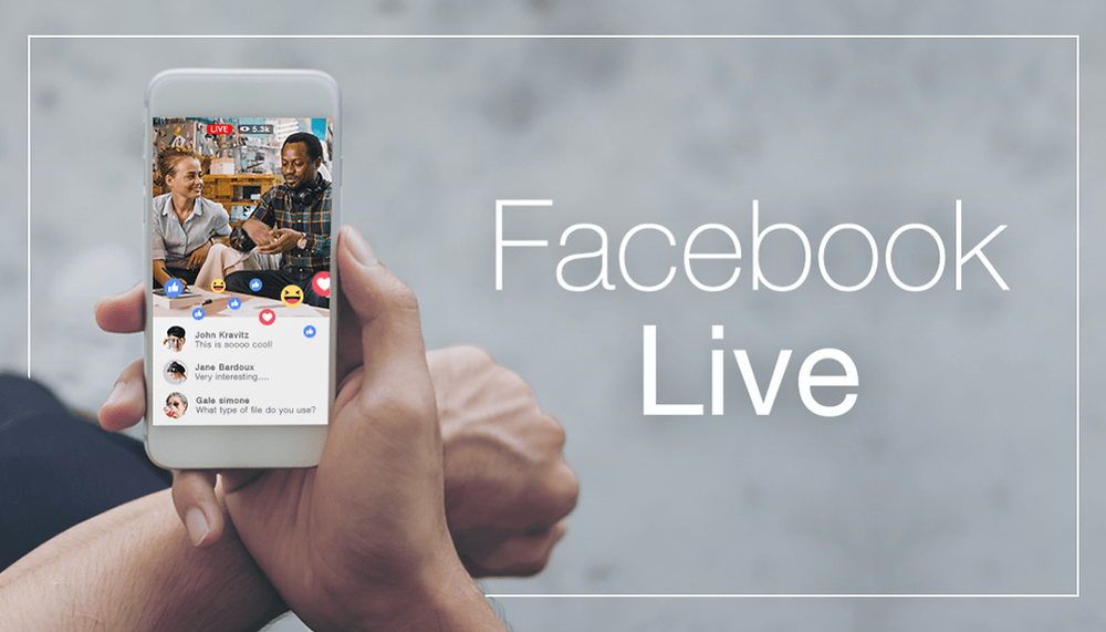 How to Use FB Live for Your Business