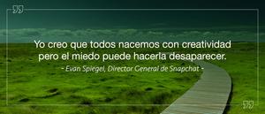 Evan Spiegel - Dtor.Gral. de Snapchat