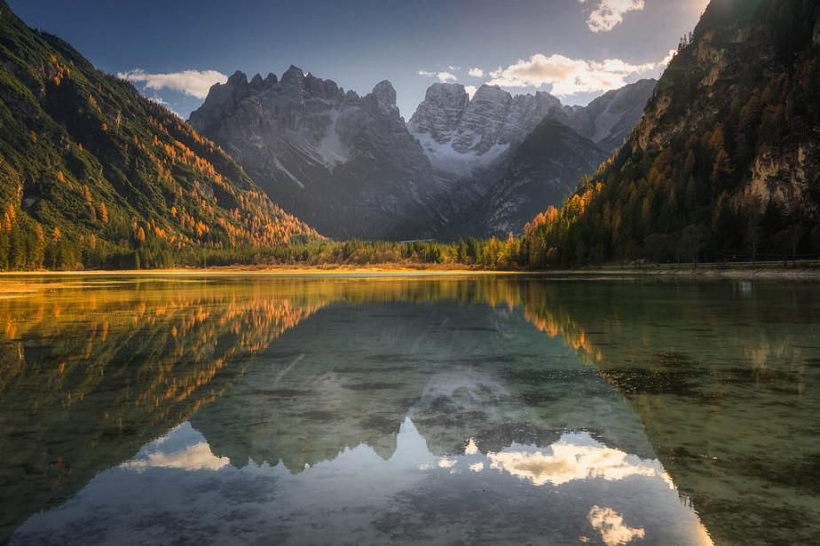 Enchanted Mirror, por Albert Dros