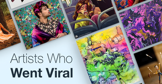10 Viral Wix Artists From Around the World