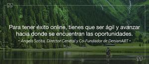 Angelo Sotit - Director General y Co-Fundador de DenianART