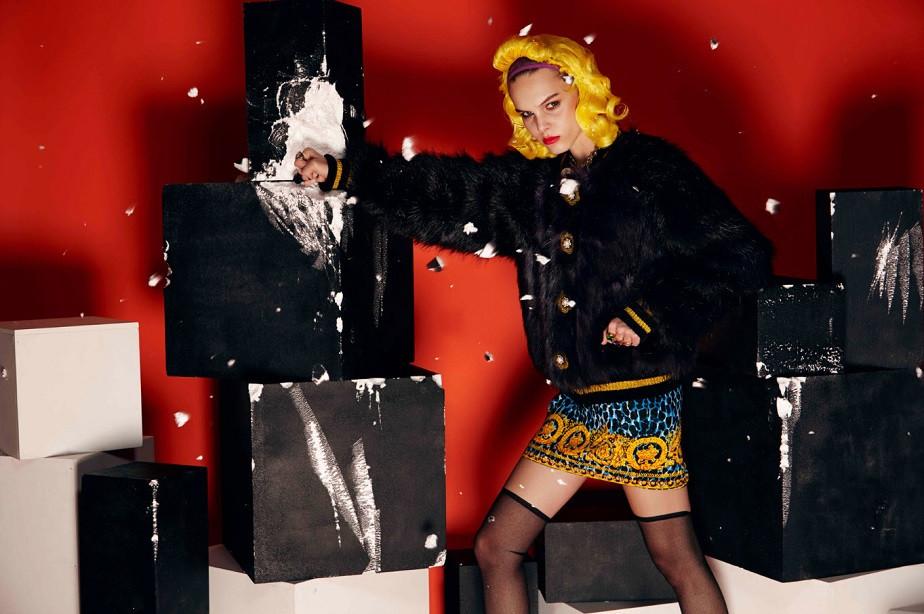 Crazy Fashion Shoot by Wix Photographer Reiko Wakai