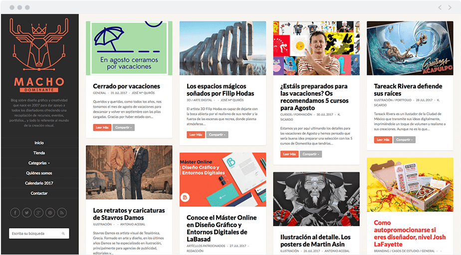 Blog Macho Dominante