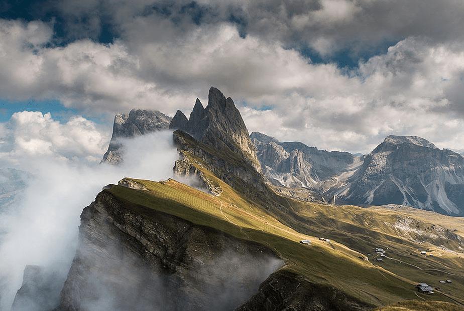 Dolomitas, Itália por Vladan Laxa
