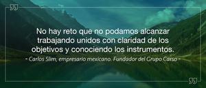 Carlos Slim - Fundador del Grupo Carso
