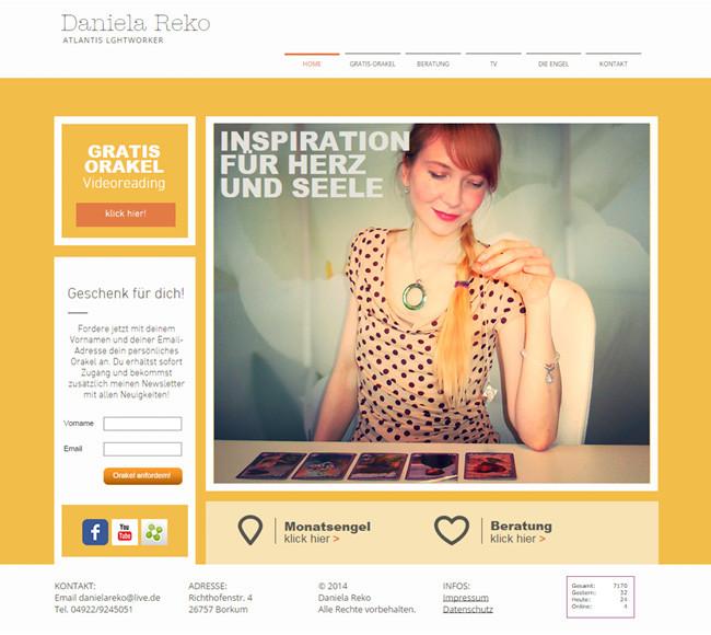 Daniela Reko - Online Oracle >