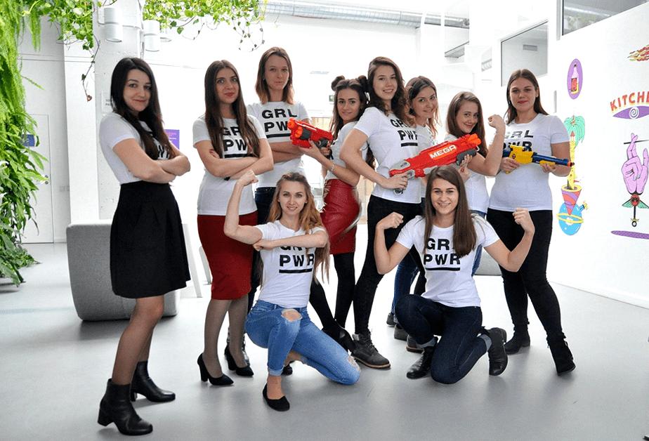 International Women's Day at Wix