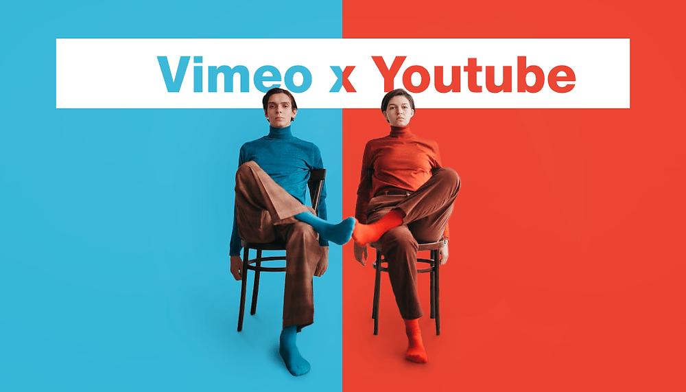 Vimeo x YouTube: Como Escolher a Hospedagem Ideal para Seus Vídeos