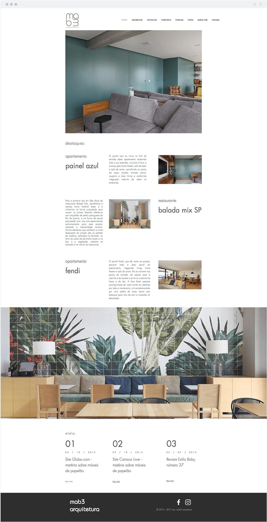 MAB3 Arquitetura