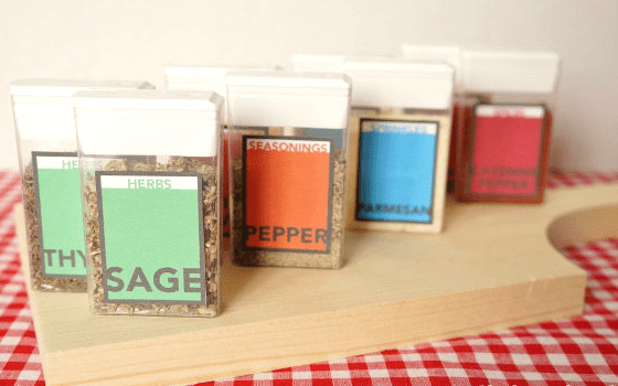 Tic tac spice holds