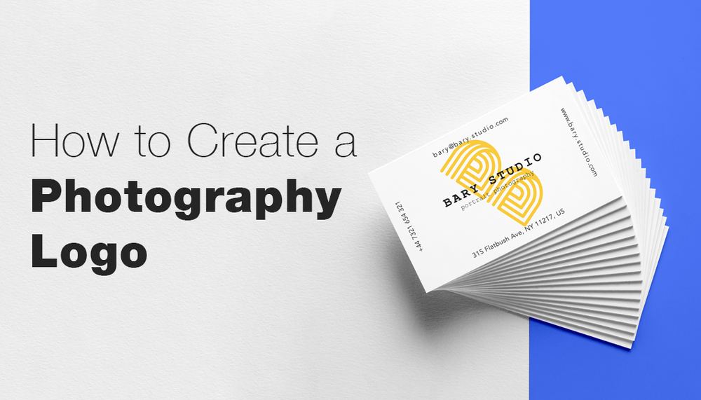 How To Make A Stunning Photography Logo A Step By Step Guide